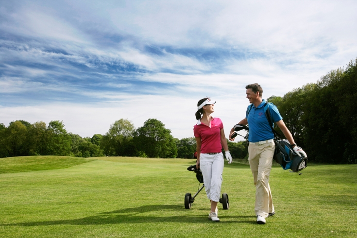 Gratis Golflessen